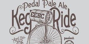 PedalPaleAle KEG RIDE: 12 years of BEER-BY-BIKE!