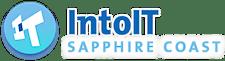IntoIT Sapphire Coast logo