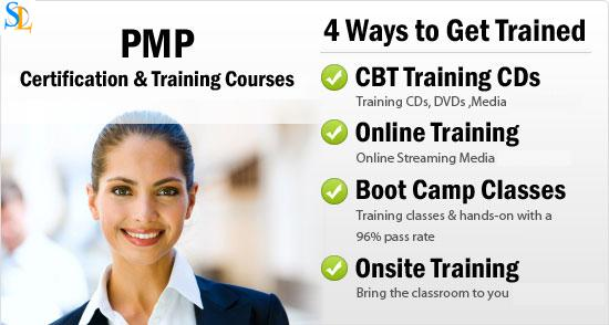 PMP Certification Training Course in Scarboro