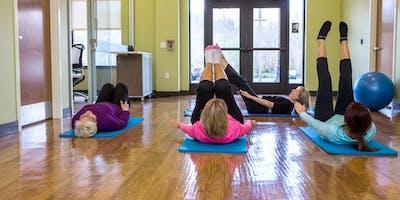 Pam's Yoga