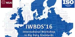 International Workshop in Big Data Standards: European...