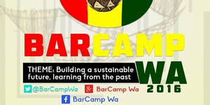 Barcamp Wa 2016