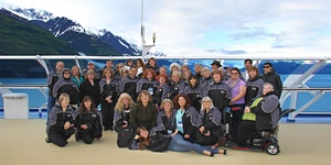 Great Alaskan Plein Air Painting Retreat & Cruise