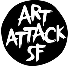 Art Attack SF logo