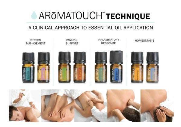 AromaTouch Technique Certification • Mesa / G