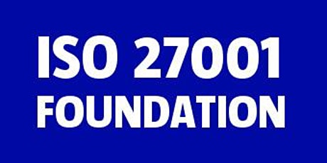 ISO 27001 Foundation tickets