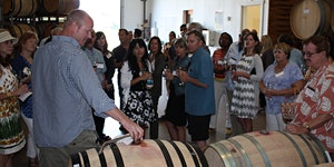 Entrepreneur Wines Annual Napa Barrel Tasting