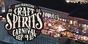 SF Craft Spirits Carnival @ Metreon - 2016