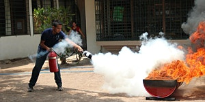 Curso de Prevención de Incendios (a distancia)