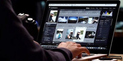 Adobe Lightroom Basics- Manchester only