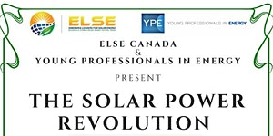 The Solar Power Revolution - a talk by Jim Harris