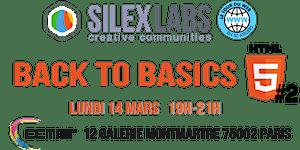Atelier Back To Basics HTML5 #2 Formulaire