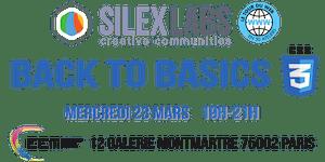 Atelier Back to Basics CSS #1 : Le CSS C'est Super...