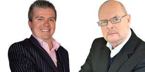 The James Whale & David Bell (The Speaker Expert)