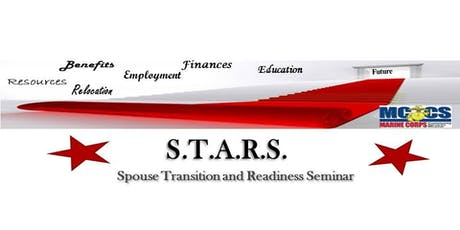 STARS (Spouse Transition and Readiness Seminar) boletos