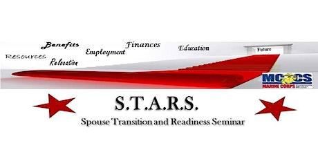 STARS (Spouse Transition and Readiness Seminar) ingressos