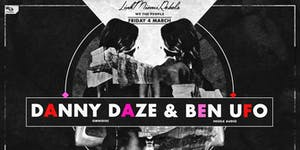 DANNY DAZE & BEN UFO by LinkMiamiRebels