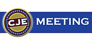 CJE 2016 Annual Meeting