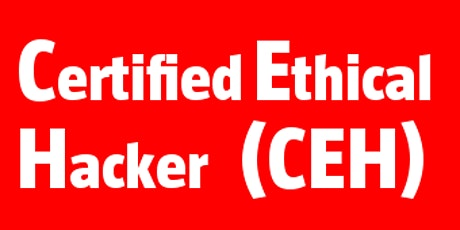 Certified Ethical Hacker (CEH) bilhetes