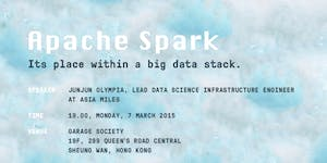 Apache Spark : Its Place Within a Big Data Stack