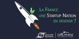 """LA FRANCE: UNE """"STARTUP NATION"""" EN DEVENIR ?"""