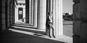 HELMUT NEWTON STYLE. Provokante Fotografie in Wien