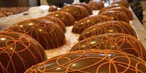 Mastering Easter Egg Chocolate Masterclass 2018