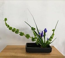 Ikebana Class (Japanese Flower Arrangement) in Jamaica Plain, Boston, MA
