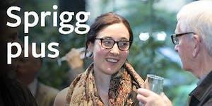 Sprigg plus with Rachel Popelka-Filcoff