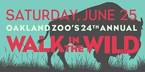 Walk in the Wild 2016 - General Admission