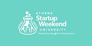 Athens Startup Weekend University 2016