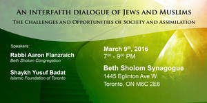 An Interfaith Dialogue of Jews and Muslims: The...