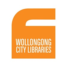 Wollongong City Libraries logo