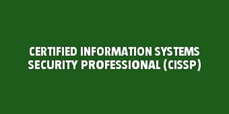 Certified Information Systems Security Professional (CISSP) bilhetes
