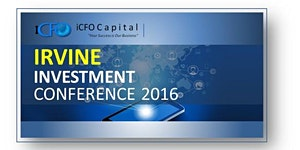 Event Announcement Feb 13th - iCFO Capital Investment...
