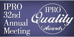 IPRO's 2016 Annual Membership Meeting