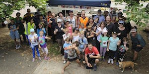 Clean Up Australia Day 2016 - Guildford