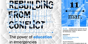 Rebuilding from Conflict - The power of education in...