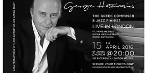 GEORGE HATZINASIOS LIVE IN LONDON:THE CHILD WITH THE...