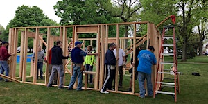 Build on the Guilford Green 2016