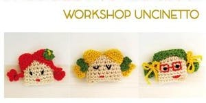 Fabdoll Amigurumi - Workshop Uncinetto a cura di...
