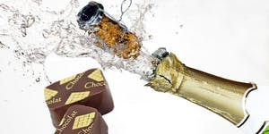 April 6 - Guilty Pleasures: Champagne & Chocolate...