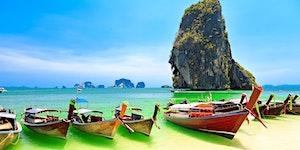 Thailand - Adventure, Culture, Beach