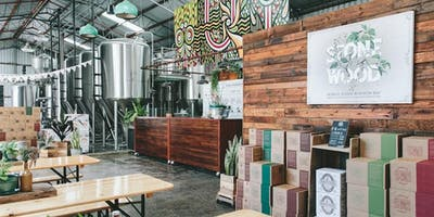 Stone & Wood Brewery Tour