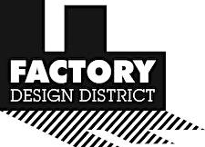 Factory Design District logo