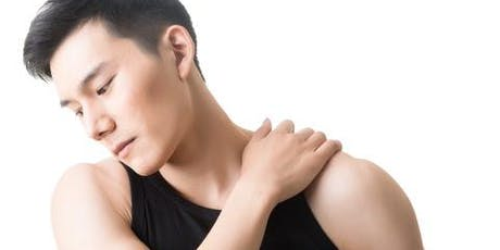 Neck Pain Solutions: Practical Recovery Workshops tickets