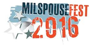 #MilspouseFest 2016  San Diego