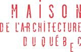 Maison de l'architecture du Québec logo