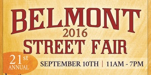 Image result for belmont street fair