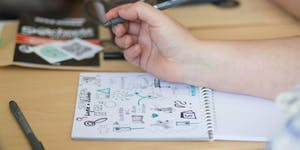 Sketchnote Workshop #sketchattack Vol. 12 mit Frau...